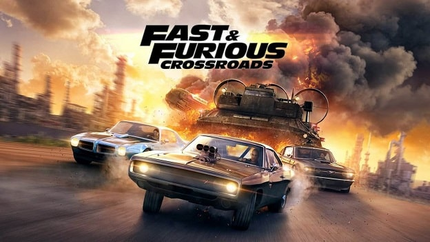 Fast and Furious Crossroads PS4 - XBOX - PC