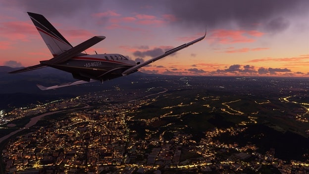 Microsoft Flight Simulator 2020, FSX 2020 CZ