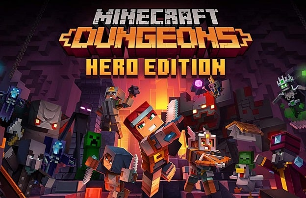 Minecraft Dungeons PS4 - PC - XBOX