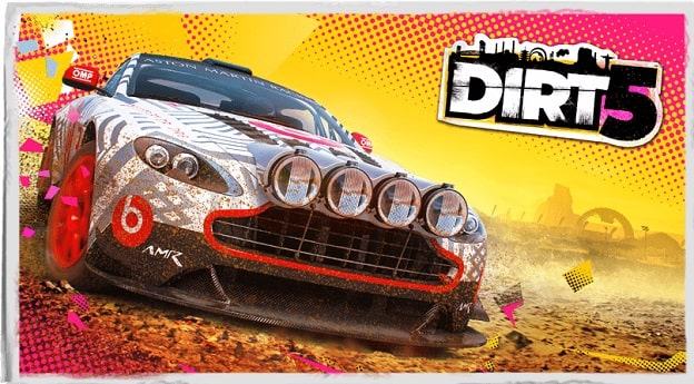 DiRT 5 PS5, PS4, PC, XBOX