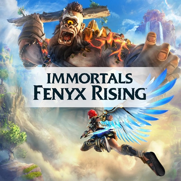 Immortals Fenyx Rising PS5, PS4, PC, XBOX