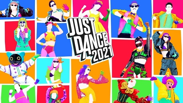 Just Dance 2021 PS5, PS4, PC, XBOX