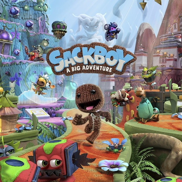 Sackboy A Big Adventure PS5, PS4