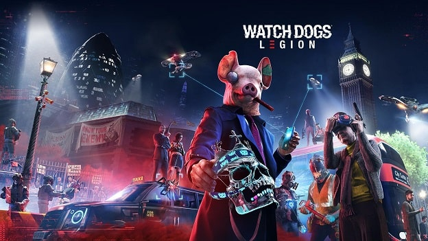 Watch Dogs Legion PS4, PC a XBOX