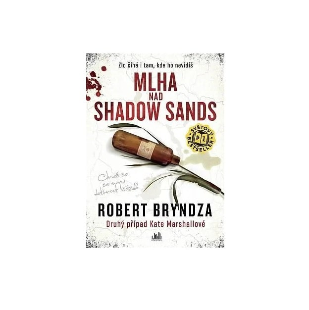 Kniha Mlha nad Shadow Sands