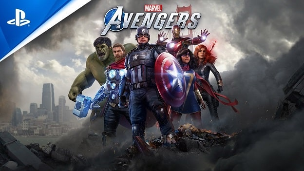 Marvel Avengers PS5, PS4, XBOX Series X